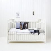 OLIVER Furniture Gitterbett inkl. Matratze