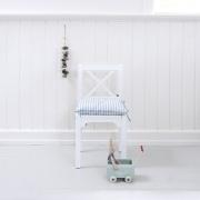 OLIVER Furniture Kinderstuhl klein mit Kreuzlehne