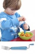 Donkey Products - Spaghetti Gabel Blau