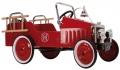 Baghera  Feuerwehrauto Treter groß